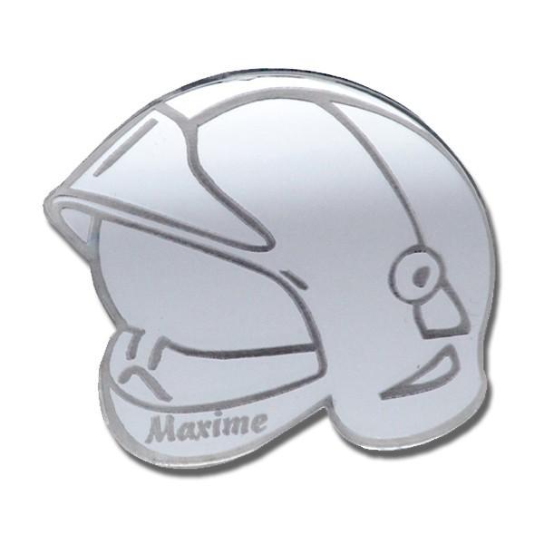 Miroir casque de pompier cadeau de star for Miroir loge de star